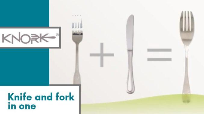 tenedor cuchillo para mayores