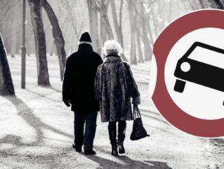 prohibido conducir