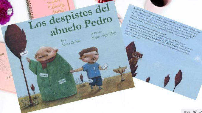 libro sobre alzheimer para niños