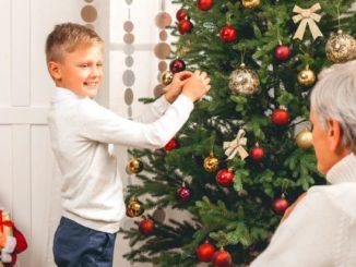 montar arbol de navidad