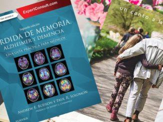 demencia, ancianos y alzheimer libros
