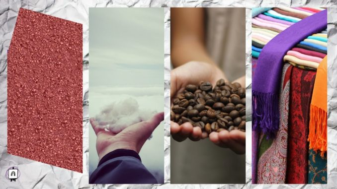 materiales diferentes para estimulacion