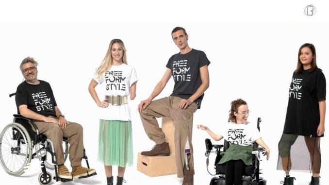 modelos free style moda inclusiva