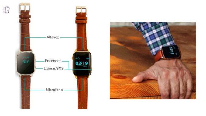 reloj para mayores