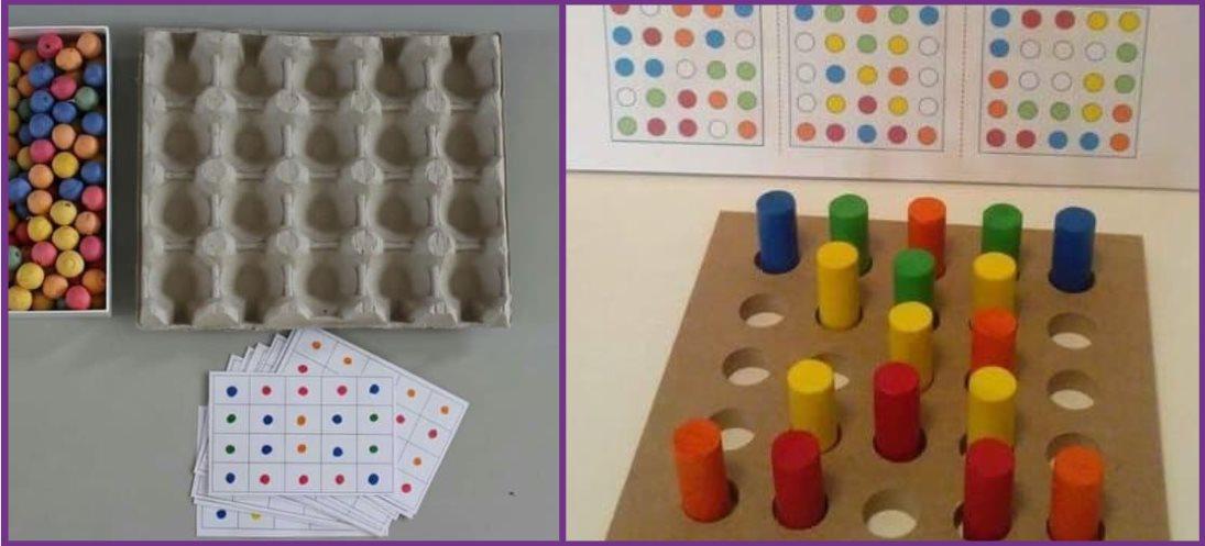 actividades de colores