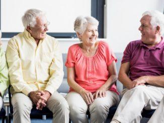 conversación personas mayores
