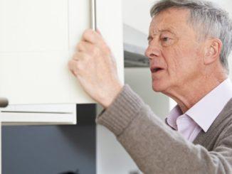 anciano con demencia