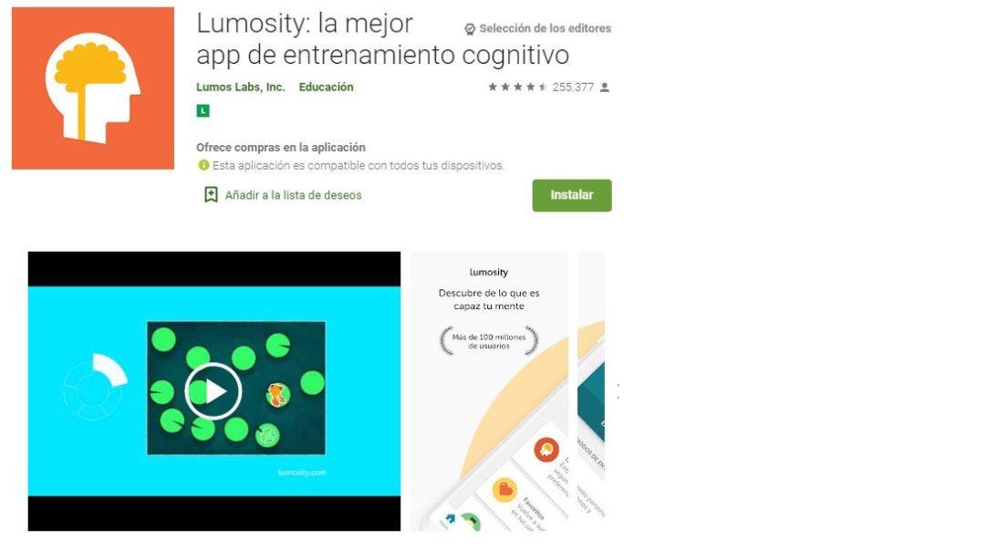 luminosity app