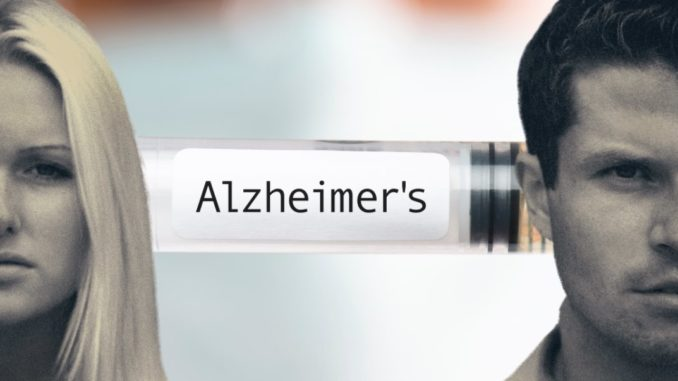 mujer hombre alzheimer
