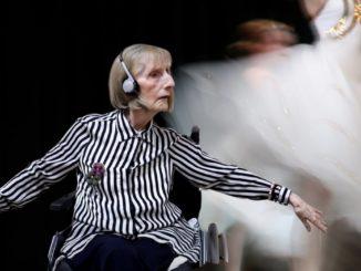 Bailarina con Alzheimer