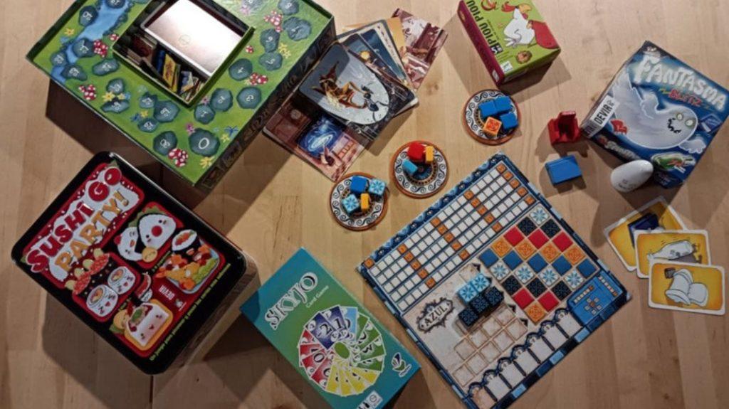 Usa Juegos De Mesa Modernos Para Prevención Del Decline Cognitivo Reab