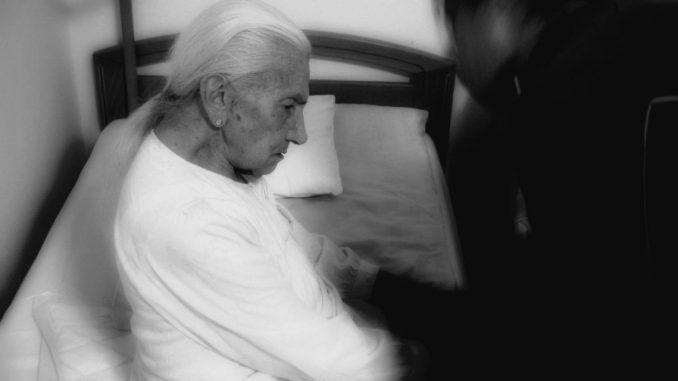demencia avanzada