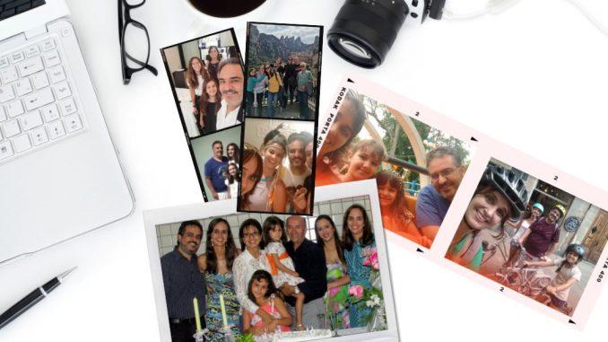 actividad con fotografias
