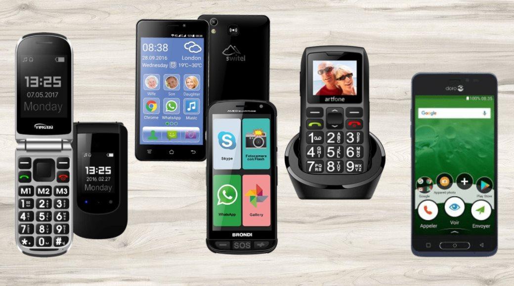 modelos de teléfonos