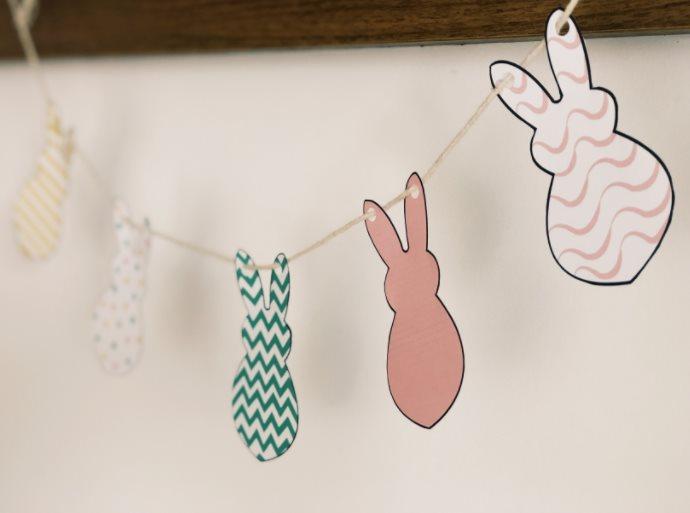 decorar conejos
