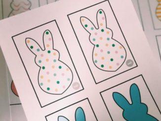 juego conejos