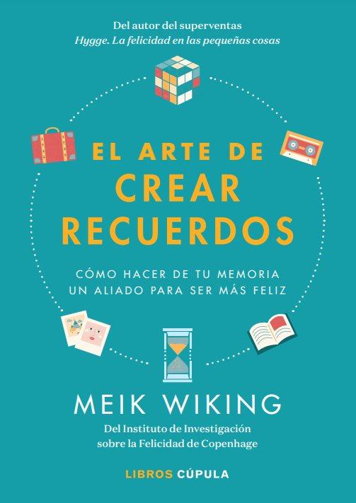 libro arte de crear recuerdos
