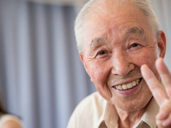 paz anciano