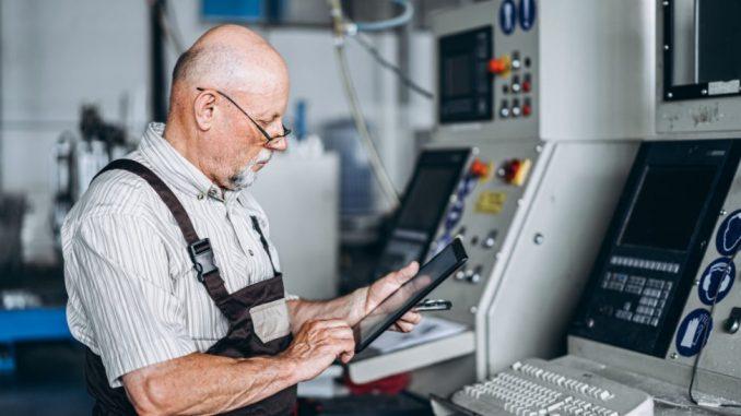 trabajador senior
