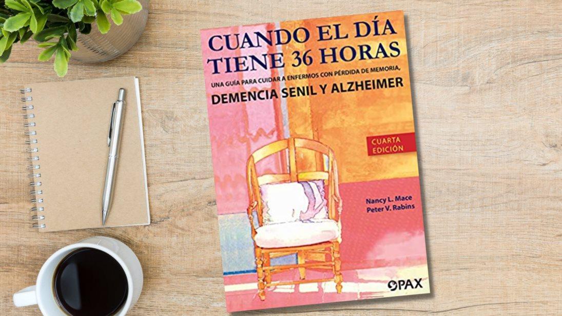 libro para cuidar a personas con demencia