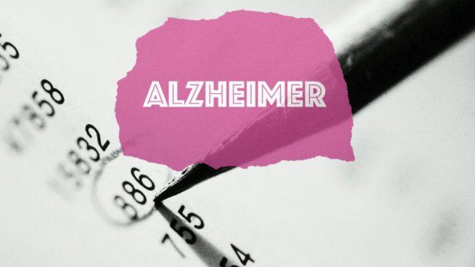 números del Alzheimer