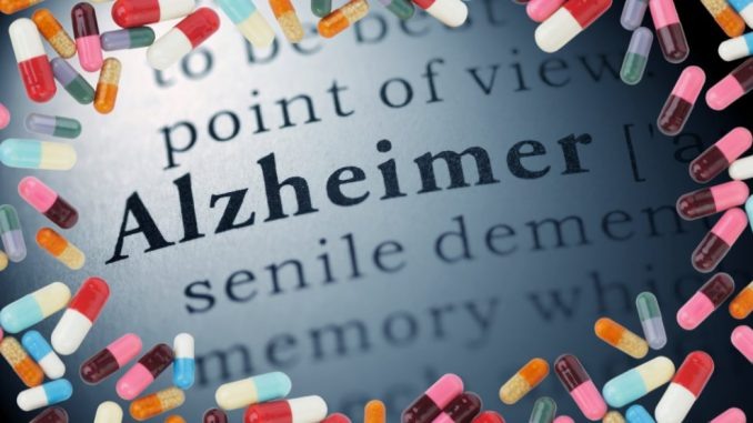 fármacos contra el alzheimer