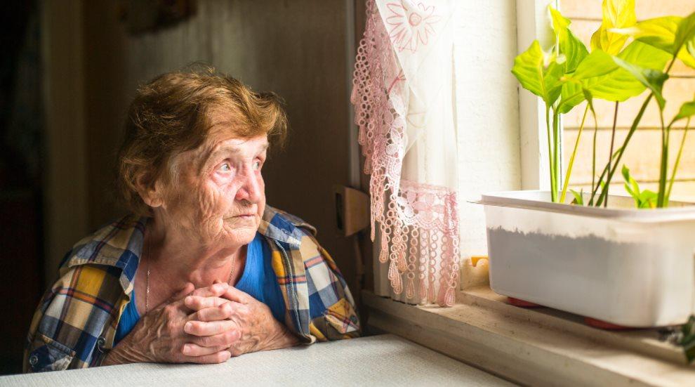 anciana soledad